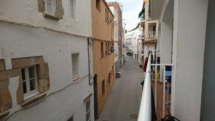 Balcony hotel les illes estartit