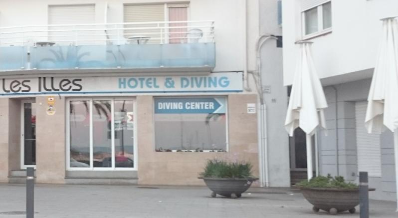 Diving les illes l estartit submarinismo plongee