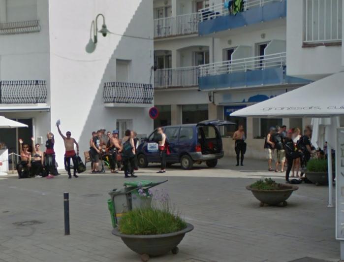Diving les illes estartit hotel costa brava illes medes